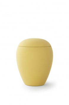 Animal urns San Marino Edition Colour: velvet sunshine yellow